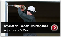 Installation, Repair, Maintenance, Inspections, and More